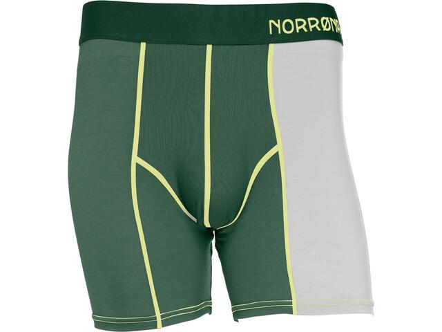 Norrøna Wool Boxershorts Herren jungle green